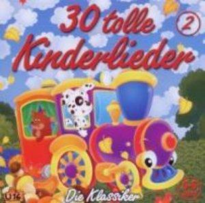 Various: 30 Tolle Kinderlieder 2