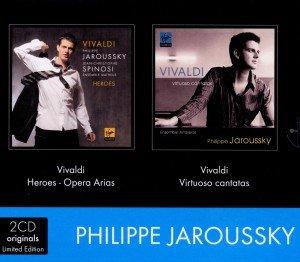 Heroes/Virtuoso Cantatas