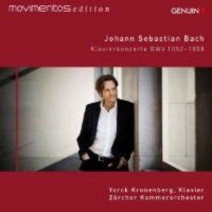 Klavierkonzerte BWV 1052 - 1058