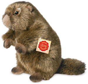 Teddy Hermann 92644 - Murmeltier 20 cm
