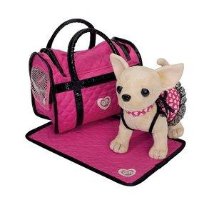 Simba 105899700 - Chi Chi Love Plüschhund Paris II, 20cm