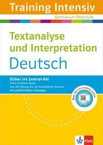 Training Intensiv Deutsch