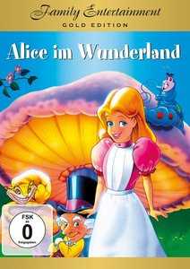 Alice im Wunderland. Gold Edition