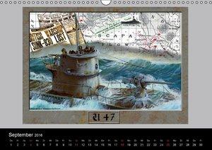 Schiffe im Spiegel ihrer Zeit (Wandkalender 2016 DIN A3 quer)
