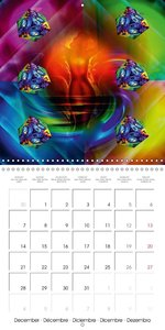 Dice games (Wall Calendar 2015 300 × 300 mm Square)