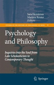 Psychology and Philosophy