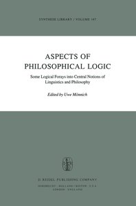 Aspects of Philosophical Logic