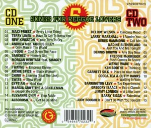 Songs For Reggae Lovers Vol.5