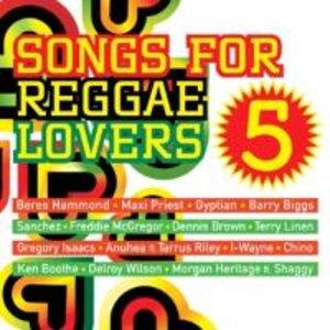 Songs For Reggae Lovers Vol.5