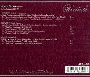 Arias & Scenes,Vol.1