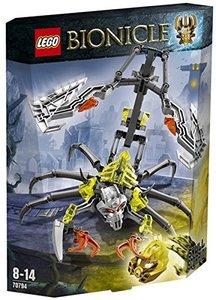 LEGO® 70794 - Bionicle Totenkopf-Skorpion