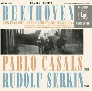 Pablo Casals Plays Beethoven Cello Sonatas