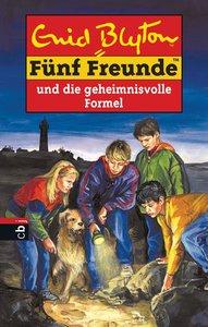 Fünf Freunde 25. Fünf Freunde und die geheimnisvolle Formel