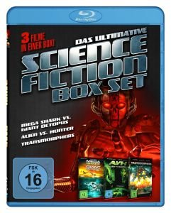 Science Fiction Box Set
