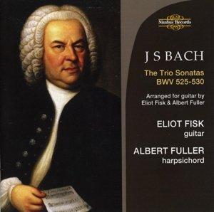 The Trio Sonatas BWV 525-530-Arranged For Guitar