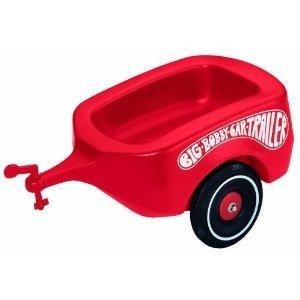 BIG 1300 - Bobby-Car Anhänger, rot