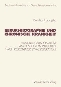 Berufsbiographie und chronische Krankheit
