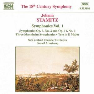 Sinfonien Vol.1