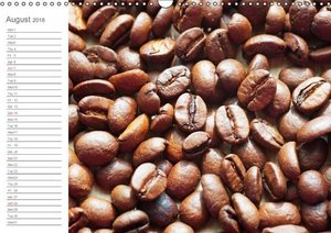 Coffee break schedule (Wall Calendar 2016 DIN A3 Landscape)