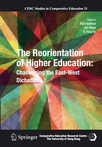 The Reorientation of Higher Education
