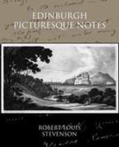 Edinburgh Picturesque Notes