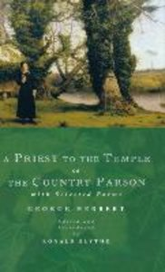 A Priest to the Temple or the Country Parson
