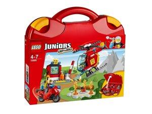 LEGO® Juniors 10685 - Feuerwehr-Koffer