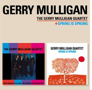 Gerry Mulligan Quartet+Spring Is Sprung + 2 Bonus
