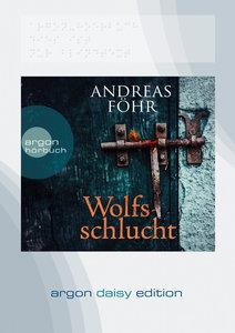 Wolfsschlucht (DAISY Edition)