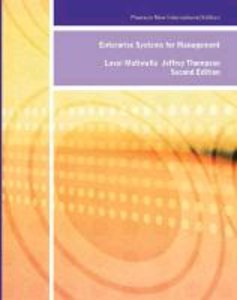 Enterprise Systems for Management: International Version