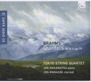 Quintette Opp.34 & 115