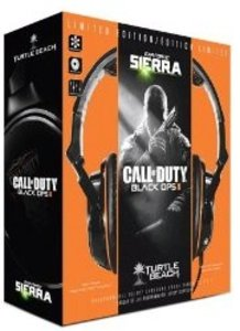Turtle Beach Ear Force Sierra Headset (XP7 Call of Duty Black Op