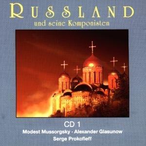 Russland U.S.Komponisten CD 1
