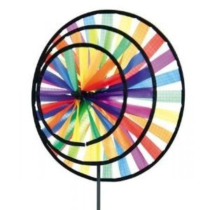 Invento 100879 - Magic Wheel dreifach, Windspiel