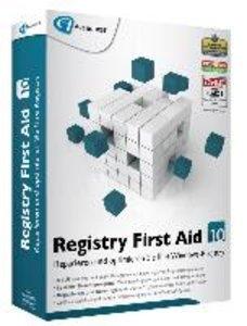 Registry First Aid 10 - Reparieren und optimieren Sie Ihre Windo