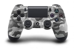 PlayStation 4 - Dualshock 4 Wireless Controller - Urban Camoufla
