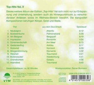 Top-Hits zum Entspannen 3. CD