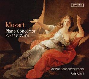 Klavierkonzerte Vol.5-KV 482 & 491/Konzertarie
