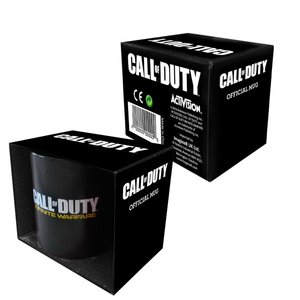 Call of Duty - Infinite Warfare - Tasse Logo, Schwarz