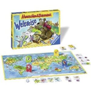 Mauseschlau & Bärenstark Weltreise