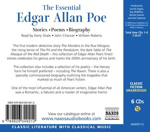 The Essential Edgar Allan Poe