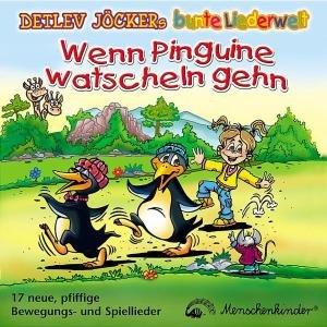 Wenn Pinguine Watscheln Gehen
