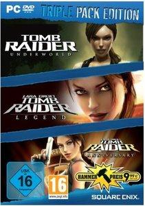 Lara Croft - Trilogie (Hammerpreis)