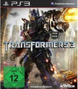 Transformers 3 - Das Videospiel. PlayStation 3