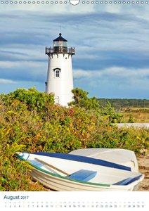 Leuchtturm: Lichtblick an der Küste (Wandkalender 2017 DIN A3 ho