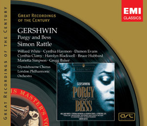 Rattle/LPO/White/Evans: Porgy And Bess