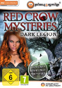 Red Crown Mysteries - Dark Legion