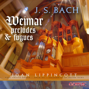 Weimar Preludes And Fugues