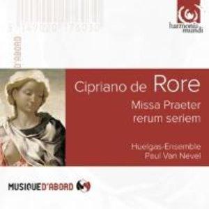 Missa Praeter Rerum Seriem