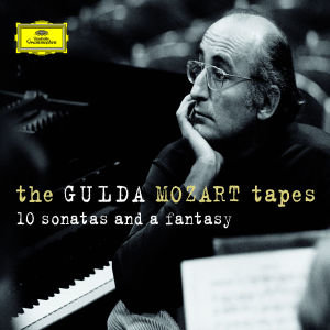 The Gulda Mozart Tapes 10 Sonaten+Fantasie